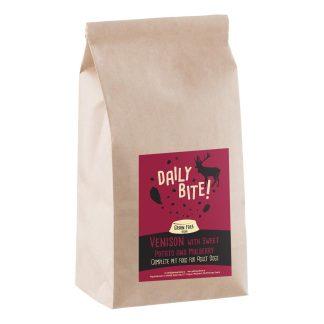 Daily Bite karma dla psów jeleń dziczyzna