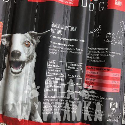 smaczki dla psa z mięsa